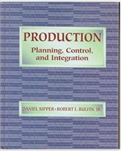 Production : Planning, Control and Integration - Sipper, Daniel