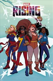 Marvel Rising : Heroes of the Round Table - Magruder, Nilah