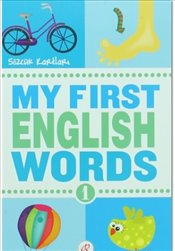 My First English Words 1 :  Sözcük Kartları - Kolektif