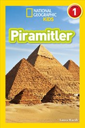 Piramitler : National Geographic Kids - Marsh, Laura