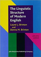 Linguistic Structure of Modern English - Brinton, Laurel J.