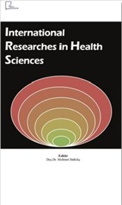 International Researches in Health Sciences - Kolektif