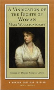 Vindication of the Rights of Woman 3e - Wollstonecraft, Mary