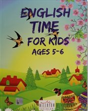 Math Time For Kids : Ages 5 - 6 - Kolektif