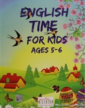 English Time For Kids : Ages 5 - 6 - Kolektif