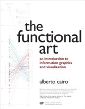 Functional Art : An Introduction To Information Graphics And Visualization (Voices That Matter) - Cairo, Alberto