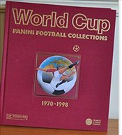 WORLD CUP PANINI FOOTBALL COLLECTIONS 1970-1998 - PANINI, FRANCO COSIMO