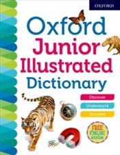 Oxford Junior Illustrated Dictionary - Oxford University Press