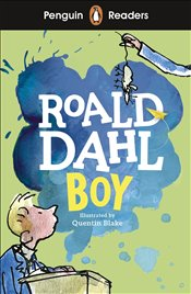 Penguin Readers Level 2 : Boy   - Dahl, Roald
