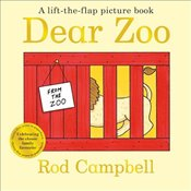 Dear Zoo : A Lift-The-Flap Book - Campbell, Rod