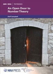 Open Door to Number Theory   - Campbell, Duff