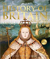 History Of Britain And Ireland : The Definitive Visual Guide - DK Publishing