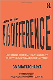 Small Actions, Big Difference - Bhattacharya, CB