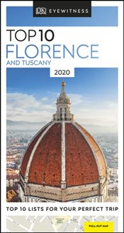 Florence and Tuscany : DK Eyewitness Top 10 Travel Guide -