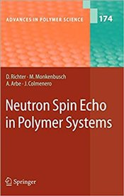 Neutron Spin Echo In Polymer Systems - Richter, Dieter