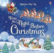 Pop Up Twas the Night Before Christmas - Davidson, Susanna
