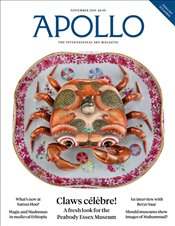 Apollo Magazine 680 : November 2019 -