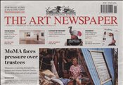 Art Newspaper 317 : November  2019 -