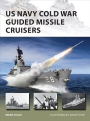 US Navy Cold War Guided Missile Cruisers : 278 - Stille, Mark