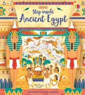 Step Inside Ancient Egypt - Jones, Rob Lloyd