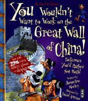 You Wouldnt Want to Work on the Great Wall of China!  - Morley, Jacqueline
