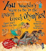 You Wouldnt Want to Be in the Ancient Greek Olympics - Ford, Michael