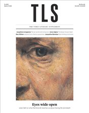 Times Literary Supplement Magazine 6084 : 08Nov19 -