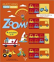 Matching Game Book : Zoom! - Babin, Stephanie