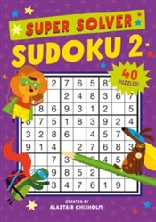 Super Solver : Sudoku - Chisholm, Alastair