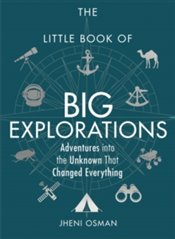 Little Book of Big Explorations - Osman, Jheni