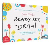 Ready Set Draw! : A Game of Creativity and Imagination - Tullet, Herve