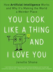 You Look Like a Thing and I Love You : How Artificial Intelligence Works and Why Its Making the Wor - Shane, Janelle