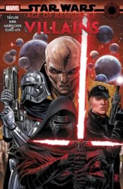 Star Wars : Age of Resistance : Villains  - Taylor, Tom