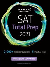 SAT Total Prep 2021 : 5 Practice Tests + Proven Strategies + Online + Video  -
