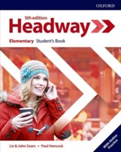 Headway : Elementary : Students Book Student Resource Centre Pack -
