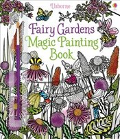 Fairy Gardens Magic Painting Book - Sims, Lesley