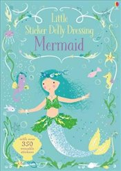 Little Sticker Dolly Dressing Mermaid - Watt, Fiona