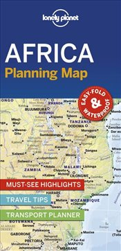 Africa Planning Map -LP- -