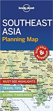 Southeast Asia Planning Map -LP- -