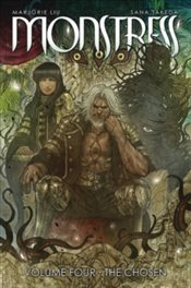 Monstress Volume 4 - Liu, Marjorie