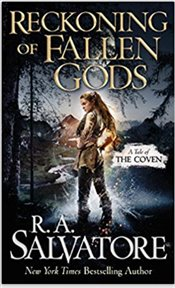 Reckoning Of Fallen Gods  - Salvatore, R. A.