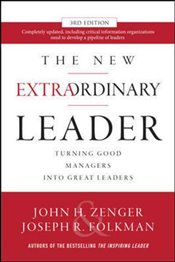 New Extraordinary Leader  - Zenger, John H.