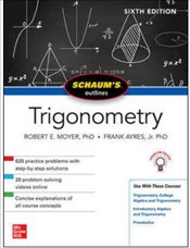 Schaums Outline Of Trigonometry 6e - Ayres, Frank