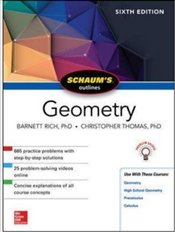 Schaums Outline Of Geometry 6e - Rich, Barnett