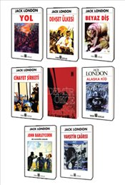 Jack London Klasikleri : 8 Kitap Set 2 - London, Jack