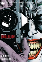 Batman : The Killing Joke Deluxe   - Moore, Alan