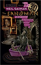 Sandman Vol. 7 : Brief Lives 30Th Anniversary Edition - Gaiman, Neil