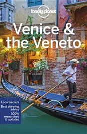Venice and the Veneto -LP- 11e - Planet, Lonely