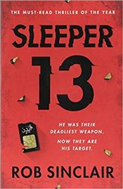 Sleeper 13 - Sinclair, Rob