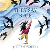 They Say Blue - Tamaki, Jillian